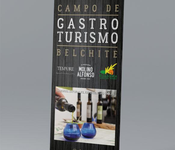 GASTROTURISMO CAMPO DE BELCHITE