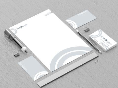 Imagen Corporativa Zaragoza. Diseño gráfico. Dípticos. Trípticos. Catálogos. Papelería. Tarjetas. Packaging. Logotipo Incoten. Zaragoza.