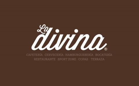 Restaurante La Divina Logo