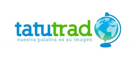 Diseño gráfico Zaragoza. Intermedio 2.0. Logotipo Tatutrad. Diseño web Zaragoza.
