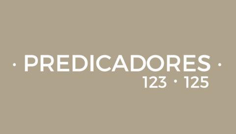 Diseño gráfico Zaragoza. Intermedio 2.0. Logotipo.. Predicadores 123, 125. Diseño web Zaragoza.