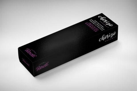 Imagen Corporativa Zaragoza. Diseño gráfico. Dípticos. Trípticos. Catálogos. Papelería. Tarjetas. Packaging. Logotipo Rodi Gourmet. Zaragoza.