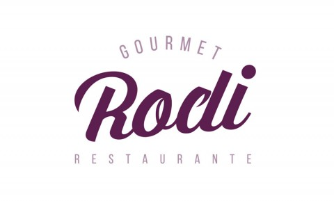 Diseño gráfico Zaragoza. Logotipo Restaurante Rodi. Diseño web Zaragoza.